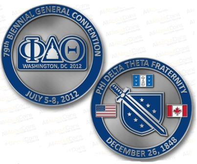 Challenge Coins DC Convention 2012