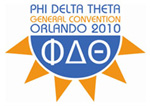 Phi Delta Theta General Convention Orlando 2010