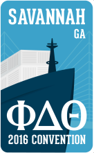 Phi Delta Theta General Convention Savannah 2016