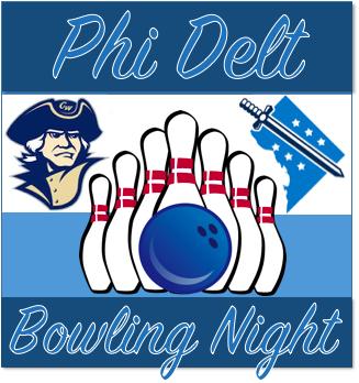 Phi Delt Bowling Night